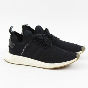 Adidas NMD R2 Primeknit Japan Pack Black Boost 12
